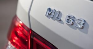VIDEO: 5 minute cu noul Mercedes ML63 AMG
