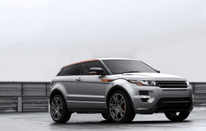 A.Khan Design a modificat Range Rover Evoque