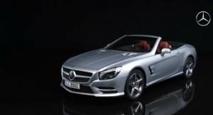 VIDEO: Noul Mercedes-Benz SL se prezinta