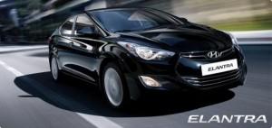 Hyundai Elantra este masina anului 2012 in America de Nord