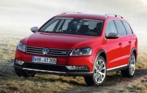 Primul clip de prezentare al noul VW Passat Alltrack