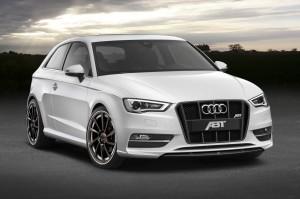 Noul Audi A3 a fost tunat de ABT
