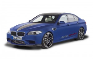AC Schnitzer a tunat noul BMW M5