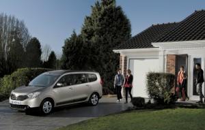 Dacia Lodgy a fost lansata la Geneva