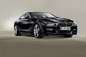 VIDEO: BMW Seria 6 Gran Coupe a fost lansat la Geneva
