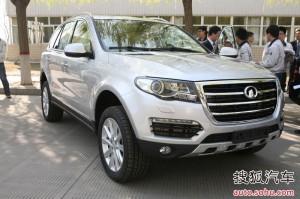 Great Wall lanseaza un nou SUV. Sau o noua copie.